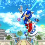Скриншот Sonic Free Riders – Изображение 4