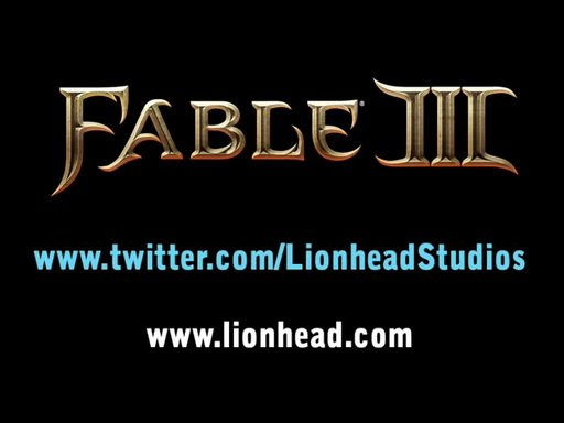 Fable III. Дневники разработчиков