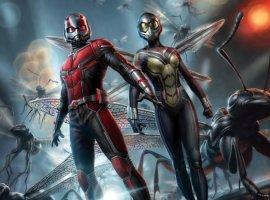 Вновой удаленной сцене из«Человека-муравья иОсы» появился загадочный житель квантового мира