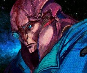 Фанаты Mass Effect: Andromeda признаются Джаалу влюбви