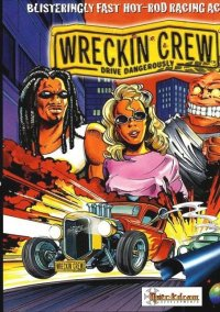 Wreckin Crew – фото обложки игры