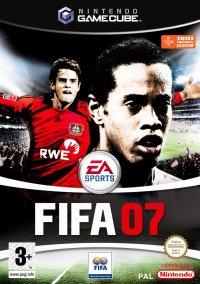 FIFA 07 – фото обложки игры