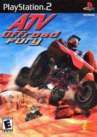 ATV Offroad Fury – фото обложки игры