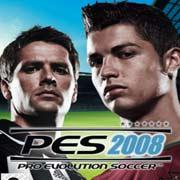 Pro Evolution Soccer 2008 – фото обложки игры
