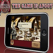Sherlock Holmes: The Game is Afoot – фото обложки игры