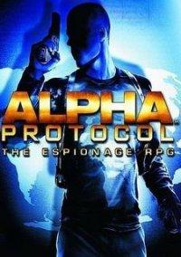 Alpha Protocol – фото обложки игры