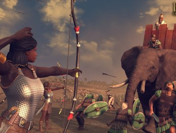 Total War: Rome 2. Анонс DLC Desert Kingdoms