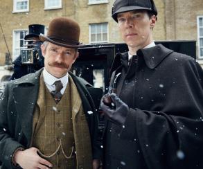 «Первый канал» расследует утечку финала «Шерлока»