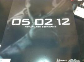 Рекламный постер Call of Duty: Black Ops 2 попал в Сеть