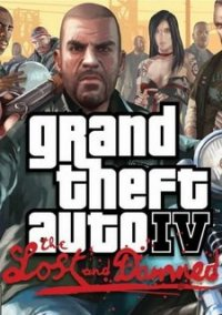 Grand Theft Auto IV: The Lost and Damned – фото обложки игры