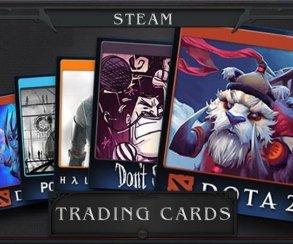Valve решила изменить систему коллекционных карточек Steam