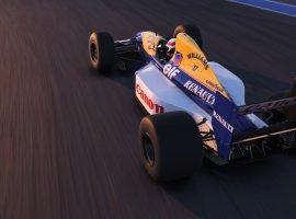 Виртуальную «Формулу 1» среальными гонщиками посмотрели более 350000 человек