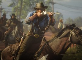 Хидэтака Миядзаки хотел бы сделать сюжетную игру в духе Red Dead Redemption 2