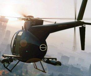 Гифка дня: рестлинг навертолетах вGrand Theft Auto5