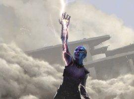 Смерть Ника Фьюри иполуголый Танос: новые концепты последних «Мстителей»