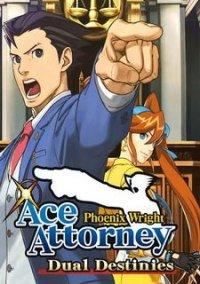 Phoenix Wright: Ace Attorney - Dual Destinies – фото обложки игры