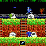 Скриншот Ghosts 'n' Goblins – Изображение 11