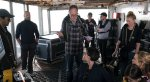 Гигантская акула-убийца против лысины Джейсона Стэйтема нановых кадрах фильма «Мег: Монстр глубины». - Изображение 21