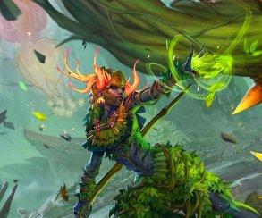 Защитите богиню природы, азаодно ивесь мир вобновлении «Метаморфоза» для Skyforge