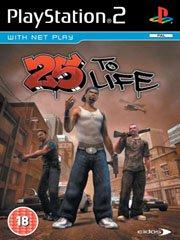 25 to Life – фото обложки игры