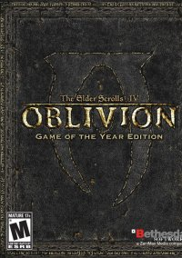 The Elder Scrolls IV: Oblivion - Game of the Year Edition – фото обложки игры