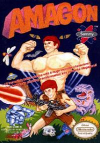 Amagon – фото обложки игры