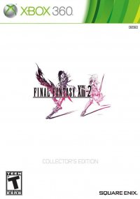 Final Fantasy XIII-2 Collector's Edition – фото обложки игры