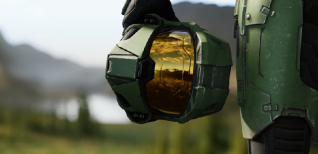 Halo: Infinite. Анонсирующий трейлер