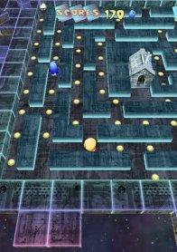 Pac-Manic Worlds 3D