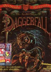 The Elder Scrolls II: Daggerfall – фото обложки игры