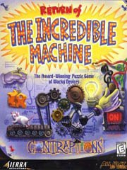 Return of the Incredible Machine: Contraptions – фото обложки игры