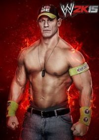 WWE 2K15 – фото обложки игры