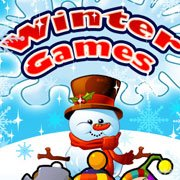 Winter Games - Icicle dodge!