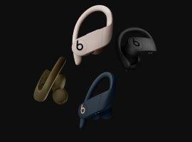 Дороже AirPods, но лучше: Apple представила полностью беспроводные наушники Beats Powerbeats Pro