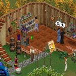 Скриншот The Sims: Makin' Magic – Изображение 1