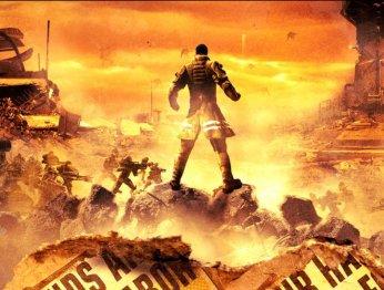 Как выглядит разрушаемость вRed Faction Guerrilla Re-Mars-tered (очень круто!)