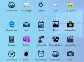 Microsoft случайно раскрыла дизайн нового меню «Пуск»