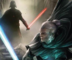 Новый комикс про Дарта Вейдера объясняет, почему Рей вновой трилогии владеет Силой