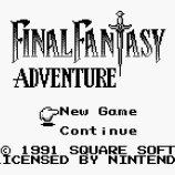 Скриншот Final Fantasy Adventure – Изображение 2