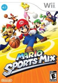 Mario Sports Mix – фото обложки игры