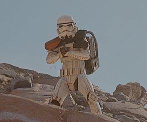 С этим модом Star Wars Battlefront выглядит как новый фильм