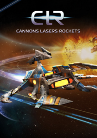 CLR: Cannons Lasers Rockets – фото обложки игры