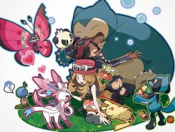 Рецензия на Pokemon X & Y