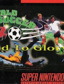 World Soccer 94: Road to Glory