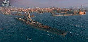 World of Warships. Трейлер обновления 0.7.1
