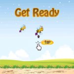 Скриншот Flappy Bee Buzzing Adventure Paid – Изображение 2