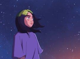 Билли Айлиш выпустила анимационный клип MyFuture