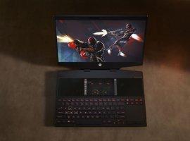 HP представила первый игровой ноутбук с двумя дисплеями