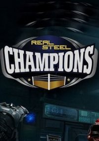 Real Steel Champions – фото обложки игры