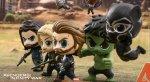 Фигурки пофильму «Мстители: Война Бесконечности»: Танос, Тор, Железный человек идругие герои. - Изображение 343
